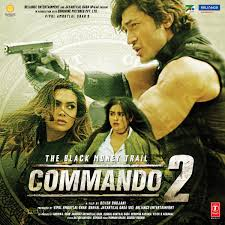 commando 2 2017 mp3 songs bollywood music