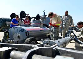team aviano members coordinate moving parts for red flag 16 3
