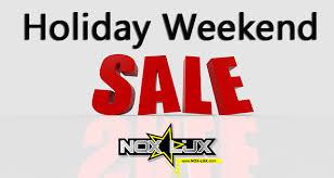 nox announces thanksgiving weekend sales extravaganza