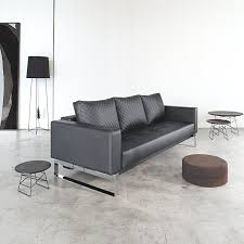 black convertible sofa innovation living inc cassius q deluxe convertible sofa u0026 reviews