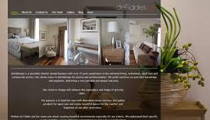 Portfolio Interior Design Weebly Templates For Photography Designers Artists Portfolio
