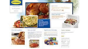 butterball applications butterball canada website maintenance and app development