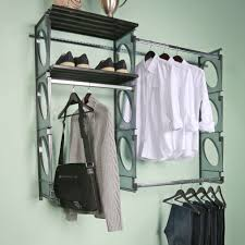 Best Closet Organizers Closet Organizers 5 Foot Kit Kio Storage Llc Small Closet Ideas