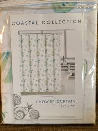 Coastal Shower Curtain by Beach Theme Shower Curtain Interior Design