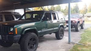 gunmetal jeep cherokee rubicon wheels and tires do the fit an xj page 2 jeep