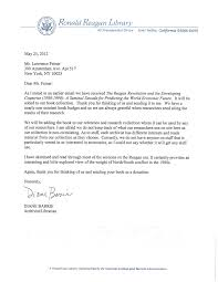 letter to cfg reagan library cambridge forecast group blog