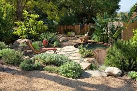 Rustic Backyard Ideas Wonderful Rustic Landscape Ideas To Turn Your Backyard Into Heaven
