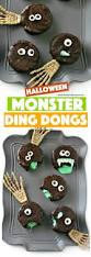 classic halloween monsters halloween monster ding dongs fork and beans