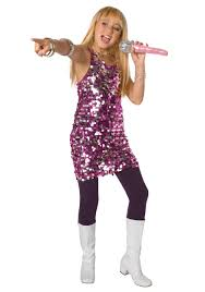 Girls Costumes Halloween Hannah Montana Costumes Buy Hannah Montana Costume