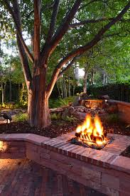 Fire Pits Denver denver fire pits ideas landscape traditional with co spark screen