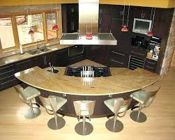 circular kitchen island circular kitchen island kitchen islands functional cabinets