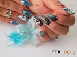 dessin sur ongle en gel nail art by supernana passionnée de peinture sur ongles le