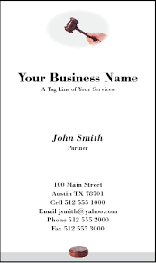 Lawyer Business Card Design Business Cards For Lawyers