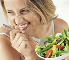 Fruit Salad For Dinner Meme - 32 best women laughing while eating salad images on pinterest