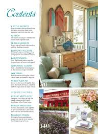 french country style magazine subscription 1 digital issue