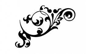 free vector flourish ornaments vector free clip