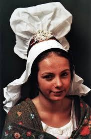 vire costumes coiffe de vire calvados basse normandie costume normand