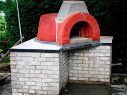 build an outdoor pizza oven hgtv