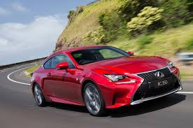lexus rc 350 2015 lexus rc 350 first drive review