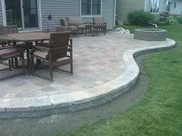 patio exles paver patio pictures and ideas