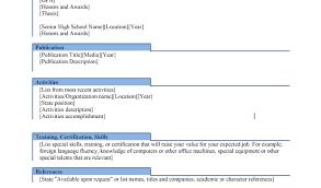 Resume Builder Microsoft Resume Free Resume Download Resume Template Download Free Best