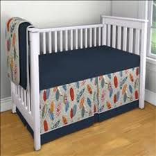 Surfer Crib Bedding Surfing Baby Rooms Surf S Up Crib Bedding Blue Grey And Orange
