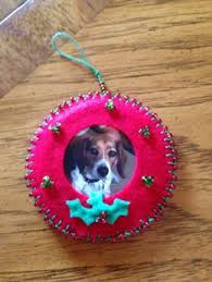 enesco jim shore heartwood creek christmas dog with tree ornament