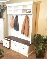 awesome entryway benches with shoe storage coat rack entryway