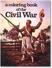 coloring book civil war bellerophon books