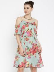 floral dresses knee length buy floral dresses knee length online
