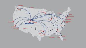 Austin Airport Map by Steamboat Springs Airline Flight Program For 2017 18