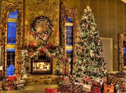 christmas home background ne wall