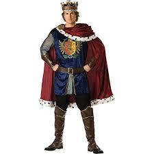 amazon com incharacter costumes men u0027s noble king clothing
