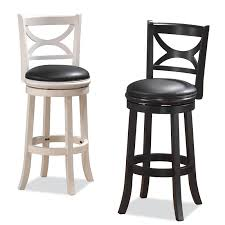 Swivel Bar Stool With Arms Boraam Florence 34 In Extra Tall Swivel Bar Stool Hayneedle With
