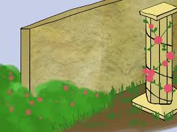 Fake Rocks For Landscaping by How To Make A Fake Rock Wall 7 Steps With Pictures Wikihow