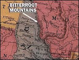 bitterroot mountains map pbs the bitterroot mountains