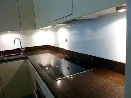 credence cuisine en verre sur mesure credence en verre trempe pour cuisine cracdence sur mesure