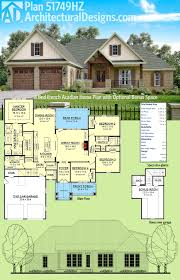 Craftsman Style Homes Plans Acadian Home Plans Smalle Craftsman Style With Wrap Around Porch