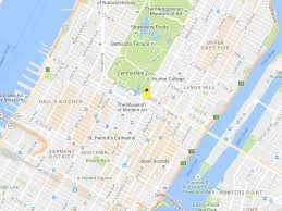 Central Park New York Map by Snapchat Spectacles Go On Sale In New York City Business Insider
