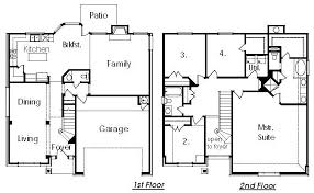 Multigenerational House Plans With Two Kitchens House Plans With Two Living Areas