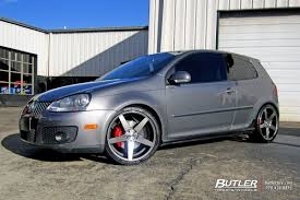 volkswagen golf wheels vw golf with 19in tsw sochi wheels exclusively from butler tires