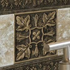 decorative tile inserts kitchen backsplash decorative accent tiles you ll wayfair