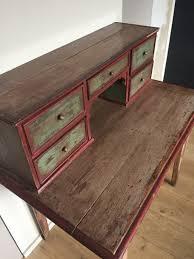 bureau ancien relooké les vieilles choses