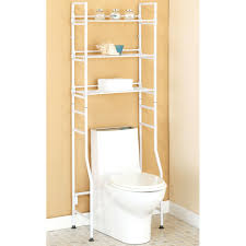 bathroom bathroom storage cabinets over toilet over the commode