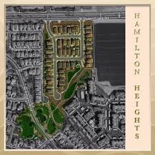 Tumbleweed Park Map Hamilton Heights Chandler Arizona By Pulte Homes