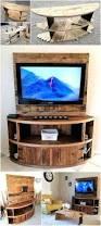 Design Of Lcd Tv Cabinet 386 Best Pallet Tv Stands U0026 Racks Images On Pinterest Pallet
