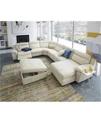 denton leather power reclining sofa closeout julius leather power reclining sectional sofa collection