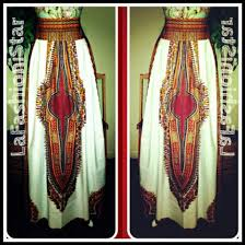 skirt wax print african print dashiki dress african skirt