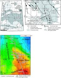 upper carboniferous and lower permian tectonostratigraphy on the