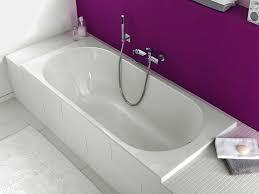 o novo built in bathtub by villeroy boch